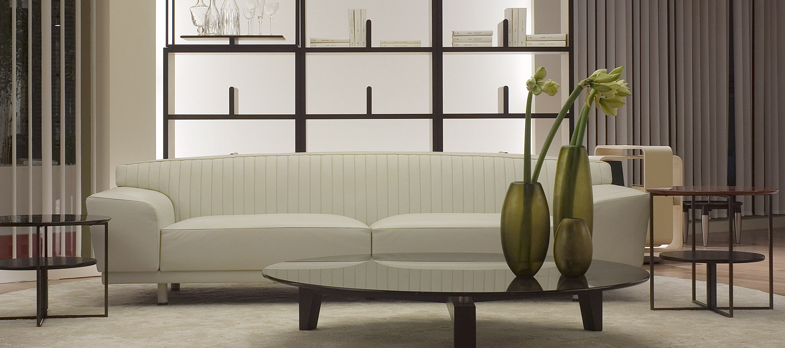 Giorgetti mobilier contemporain montreux vaud for Meubles fribourg